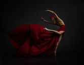 Dance is a poem